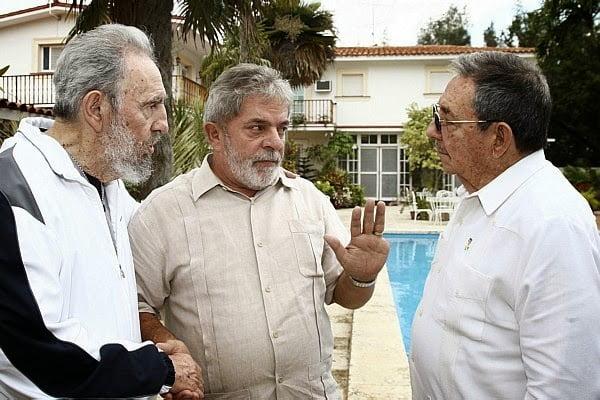 Podemos ver a casa de Fidel?
